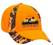 LMAA New Logo Blaze Orange Hat
